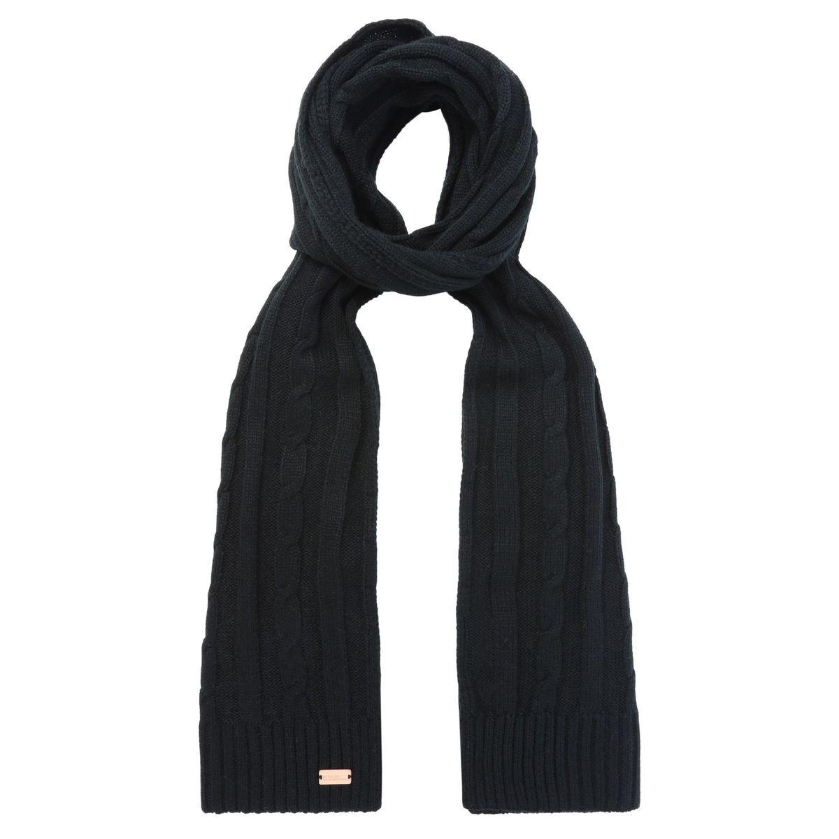 Écharpe tricotée MULTIMIX