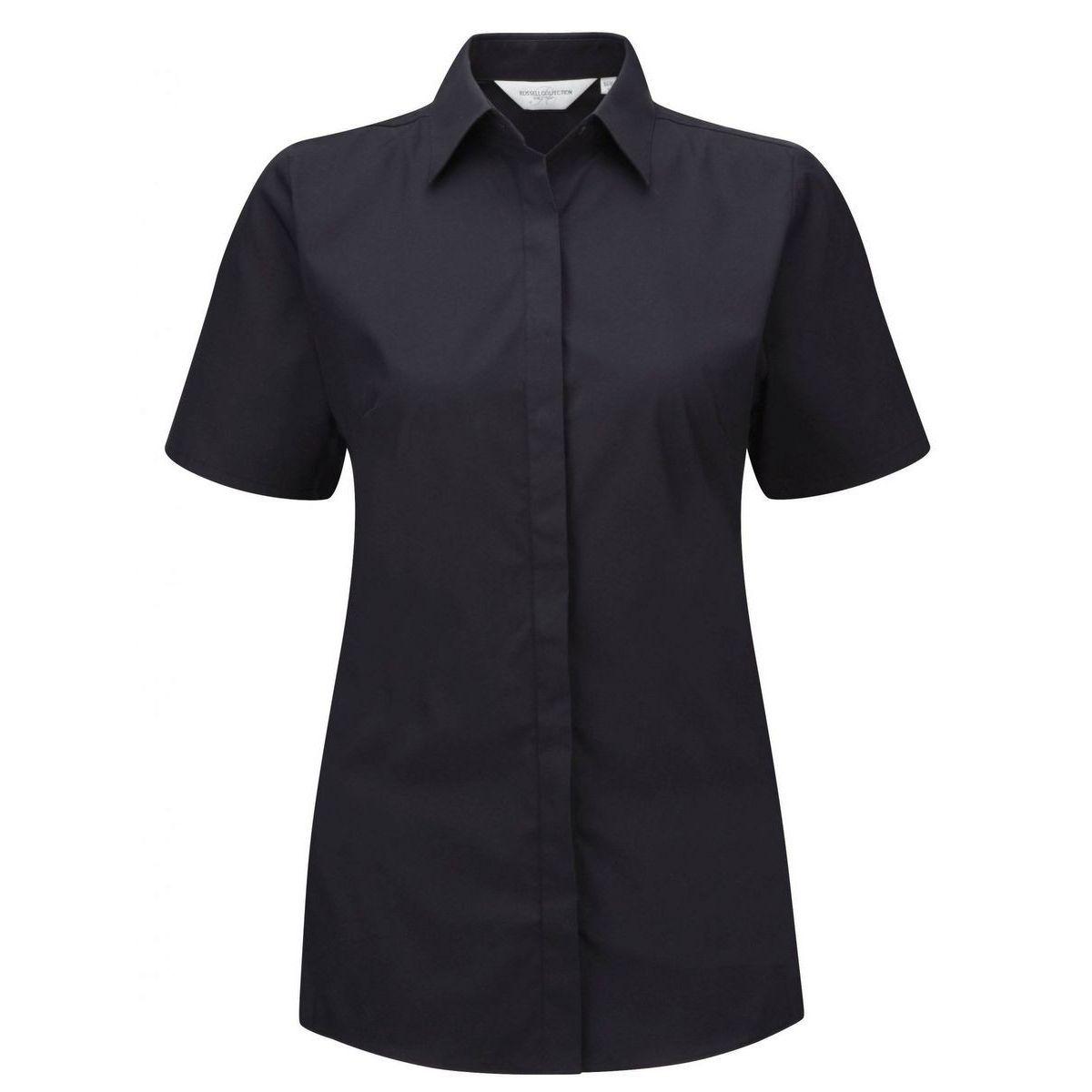 Lot de 2 chemisettes manches courtes coton stretch