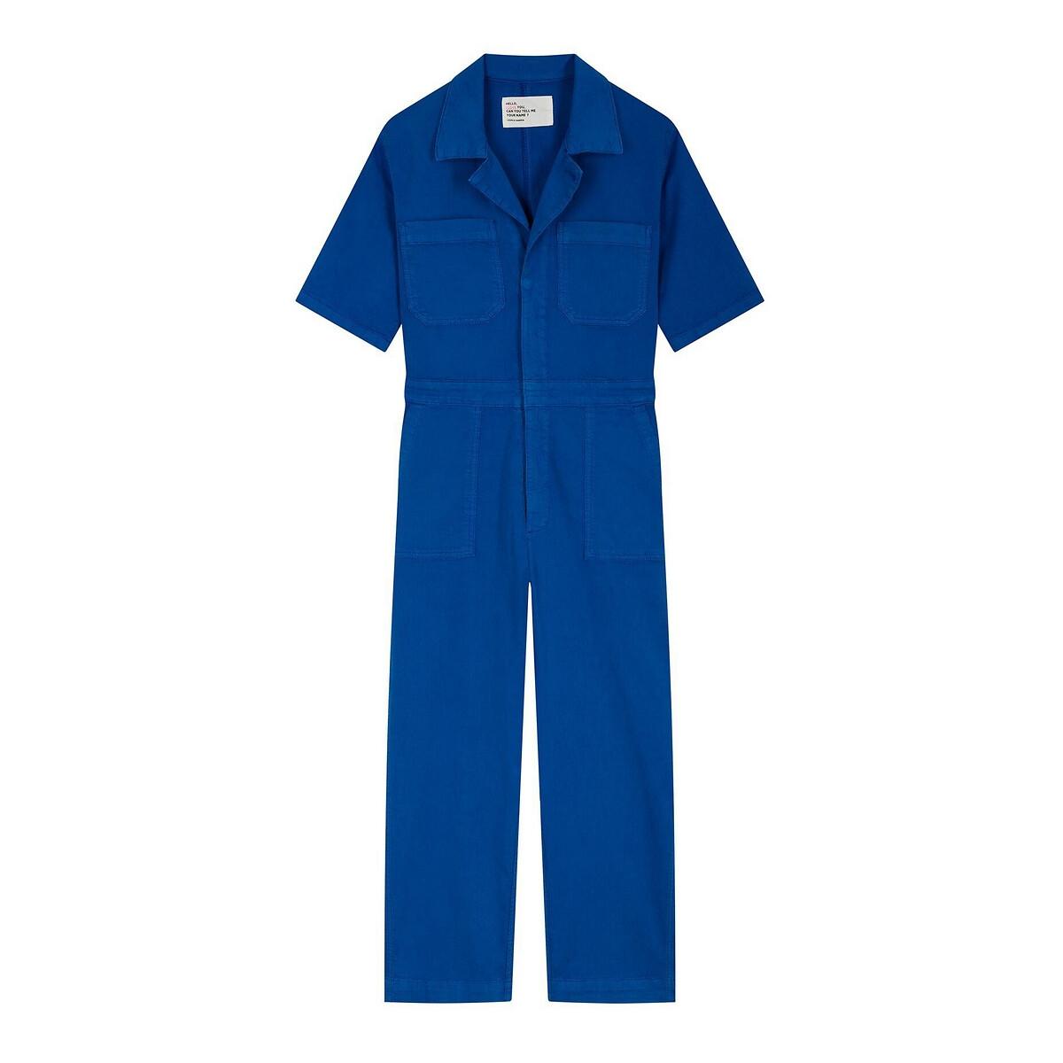 Комбинезон La Redoute С короткими рукавами OZIRIS M синий цена 2017