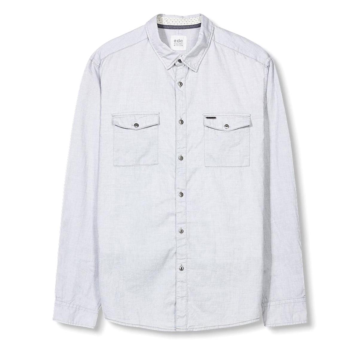 ESPRIT Рубашка из 100% хлопка