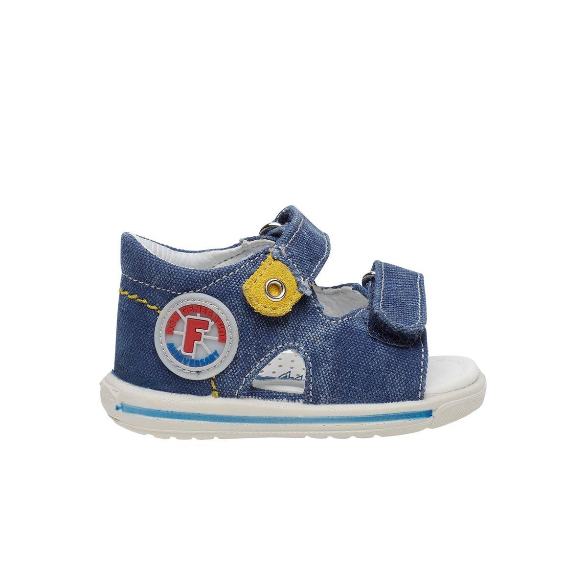 Sandales en denim