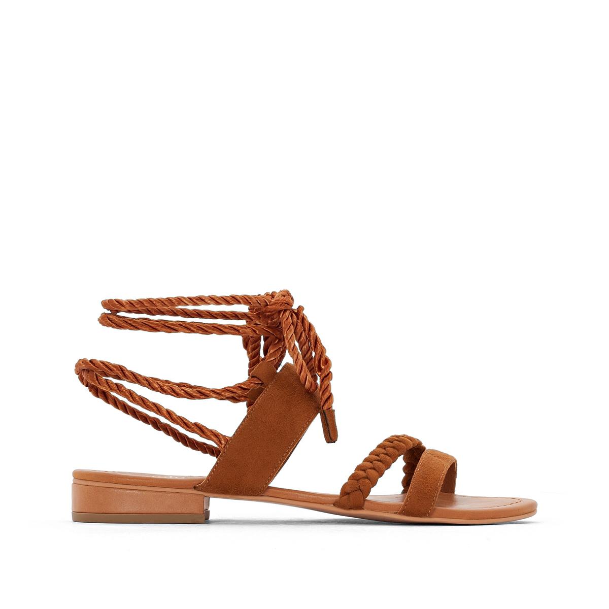 Sandálias para atra no tornozelo, pés largos, do 38 ao 45