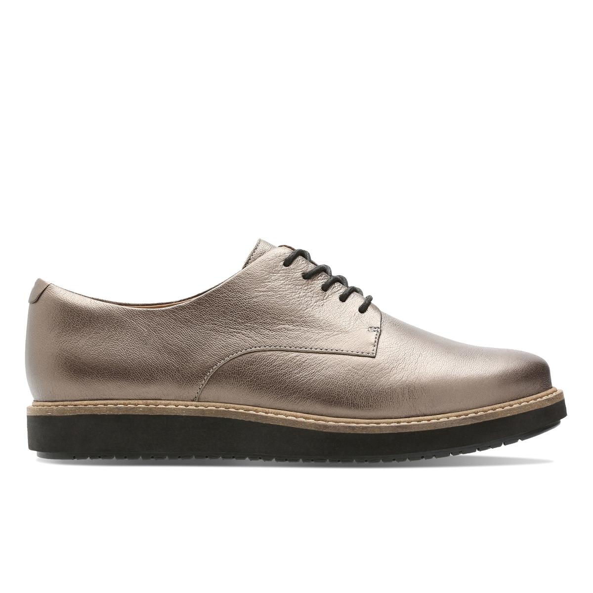Ботинки-дерби кожаные Glick Darby ботинки дерби кожаные gilman cap