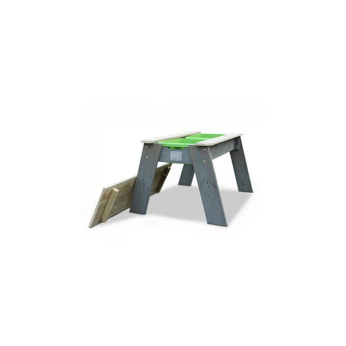 EXIT Aksent Table bac ? sable et ? eau L