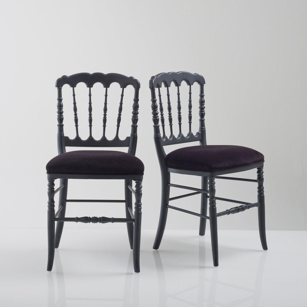 2 стула в стиле Наполеона III, Lipstick