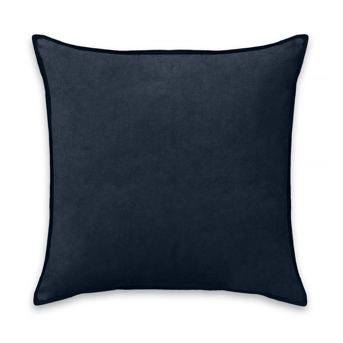 Фото - Чехол на подушку-валик из велюра, Vélivole чехол на подушку валик tasuna