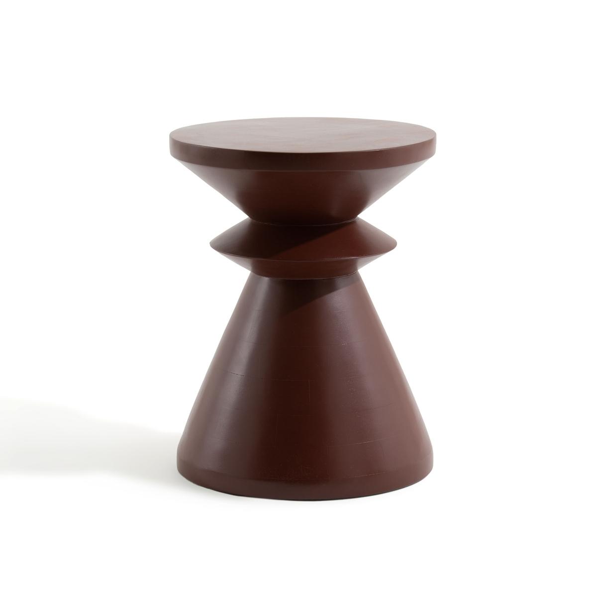 Столик La Redoute Alban единый размер красный столик la redoute maden единый размер серый
