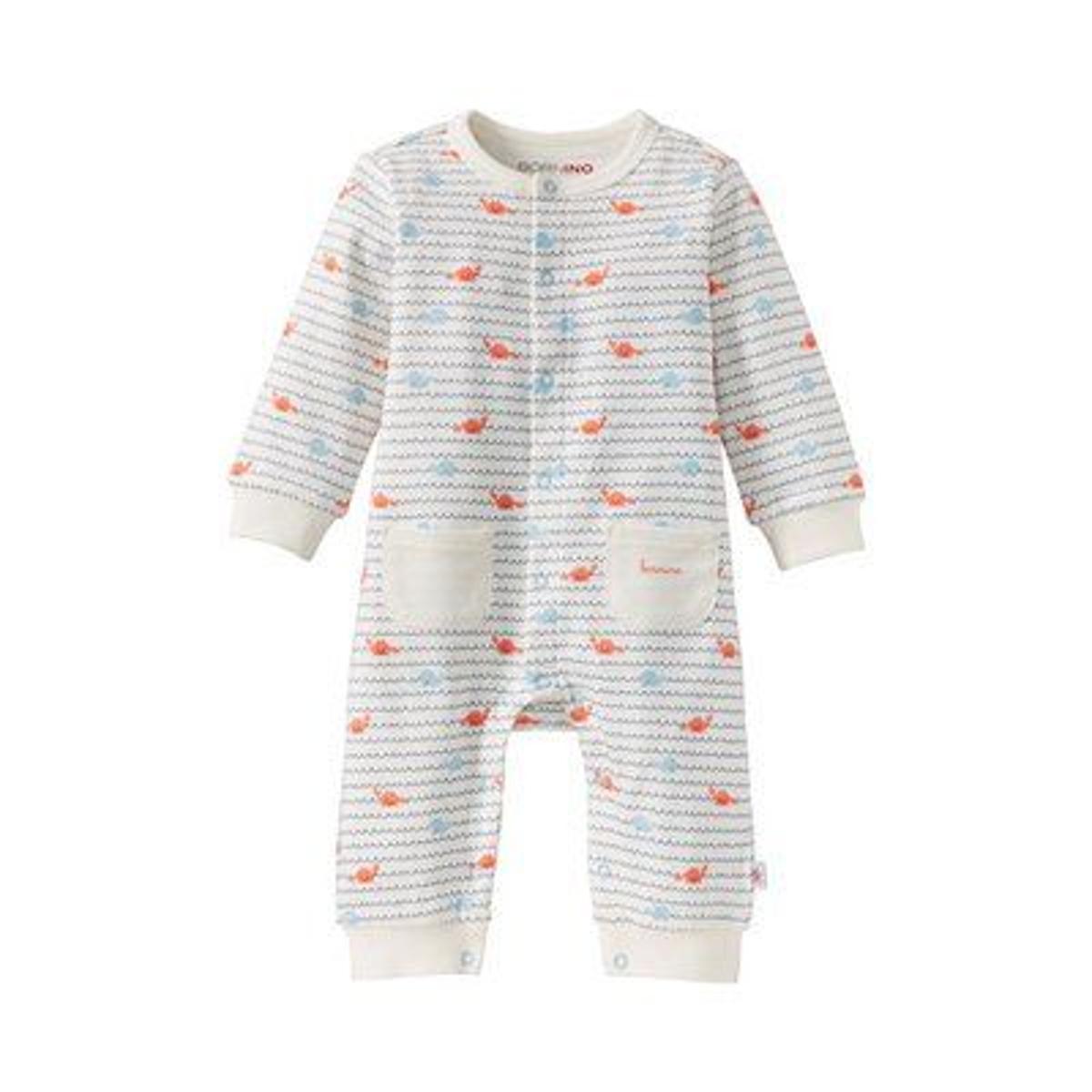 Bornino Combinaison tenues de nuit bébé pyjama bébé