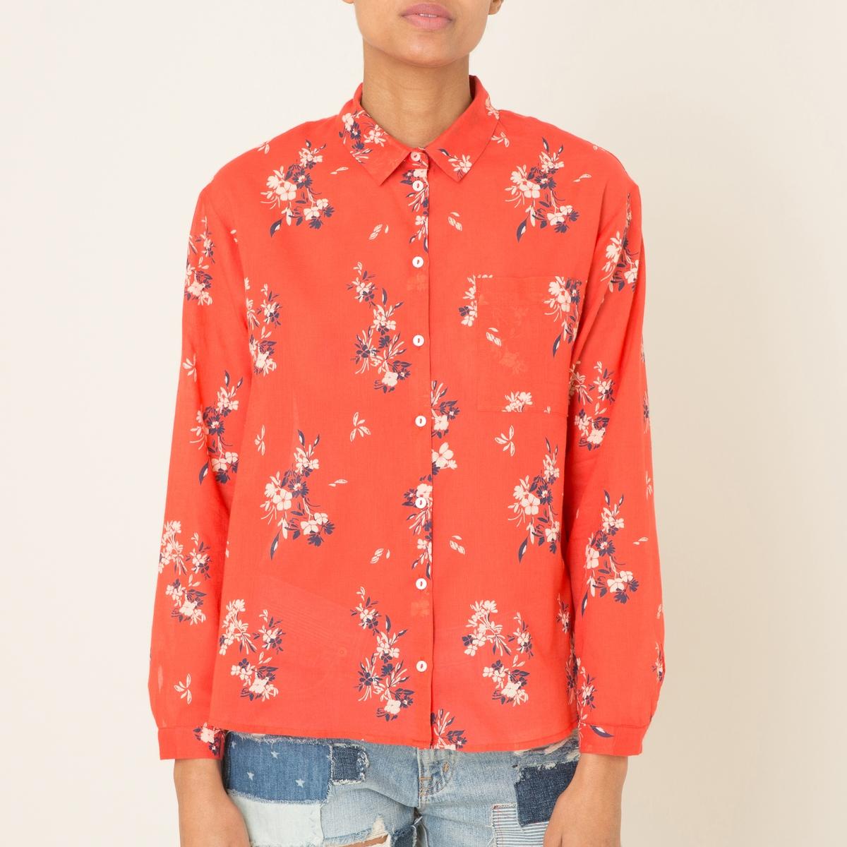 Рубашка с рисунком рубашка harris wilson harris wilson ha019emqpi74