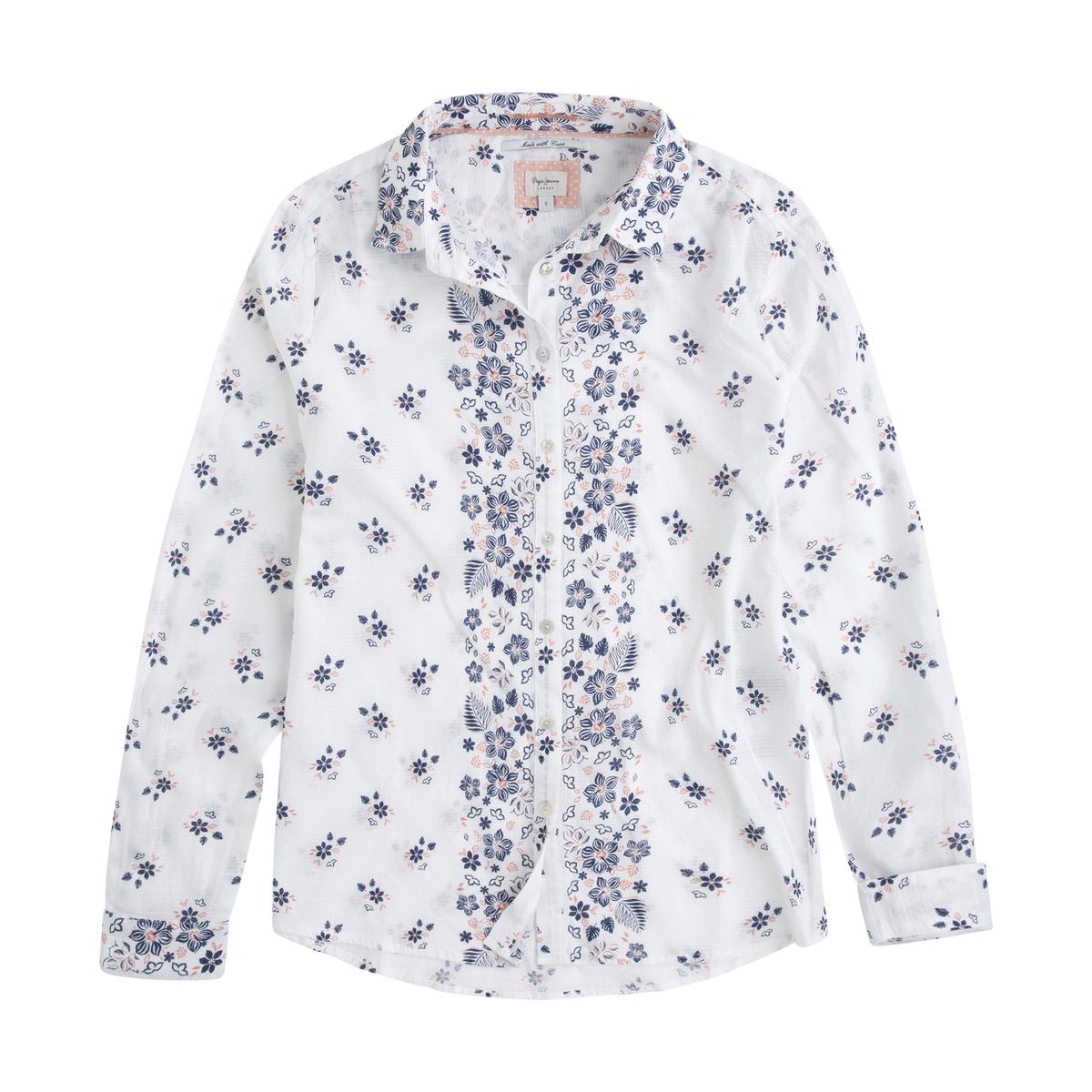 Imagen principal de producto de Camisa estampada de flores Britt - Pepe Jeans