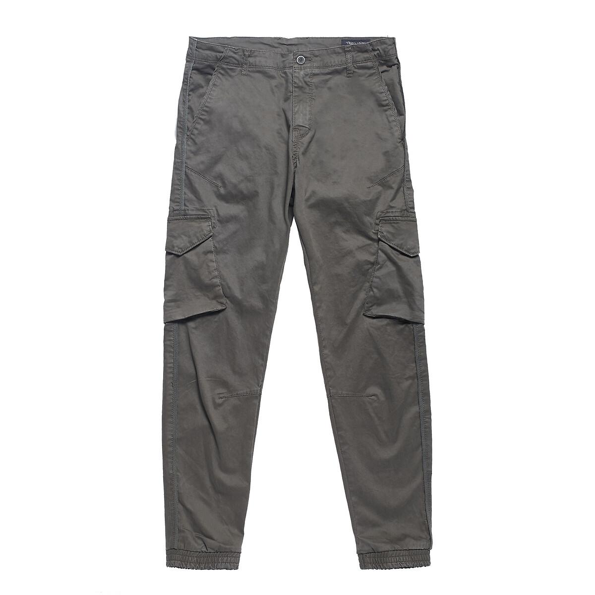 Pantalon cargo 10-16 ans