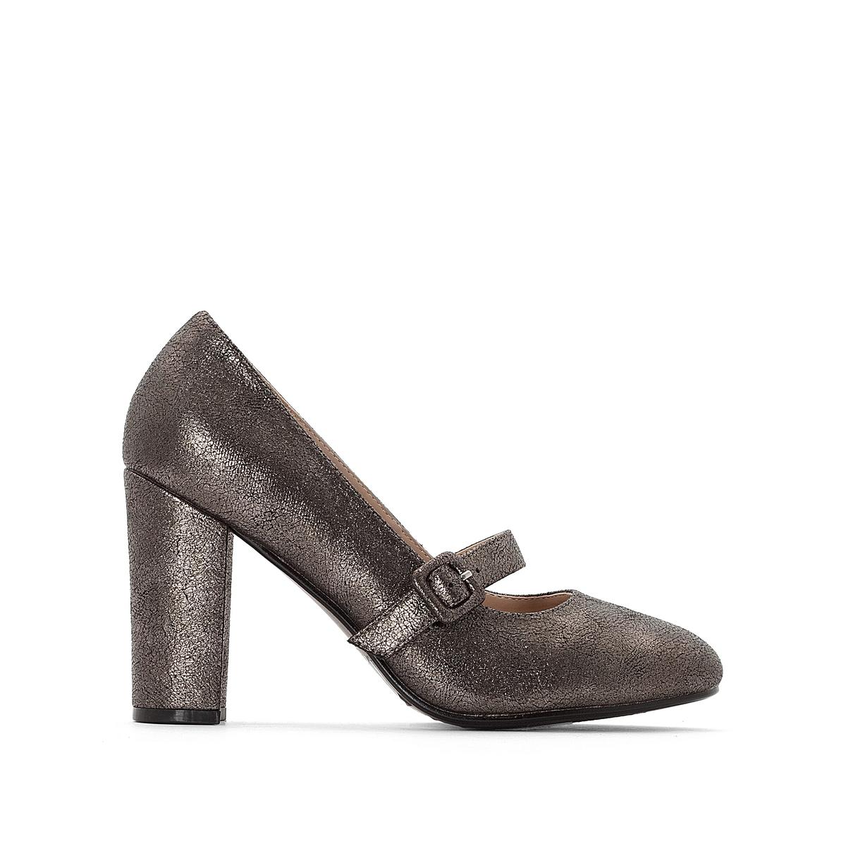Sapatos de tacão alto, especial pé largo, do 38 ao