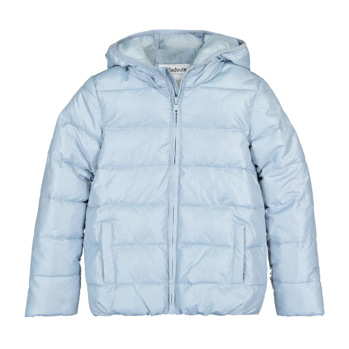 Blusão leve com capuz, 3-12 anos