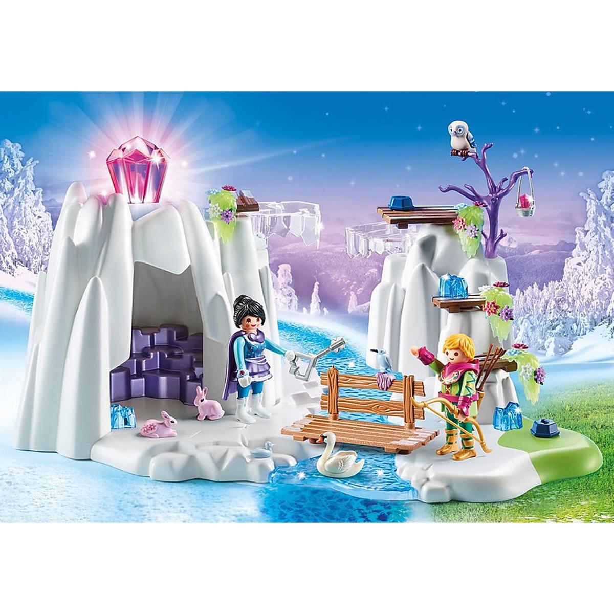 An image of Playmobil Crystal Diamond Hideout