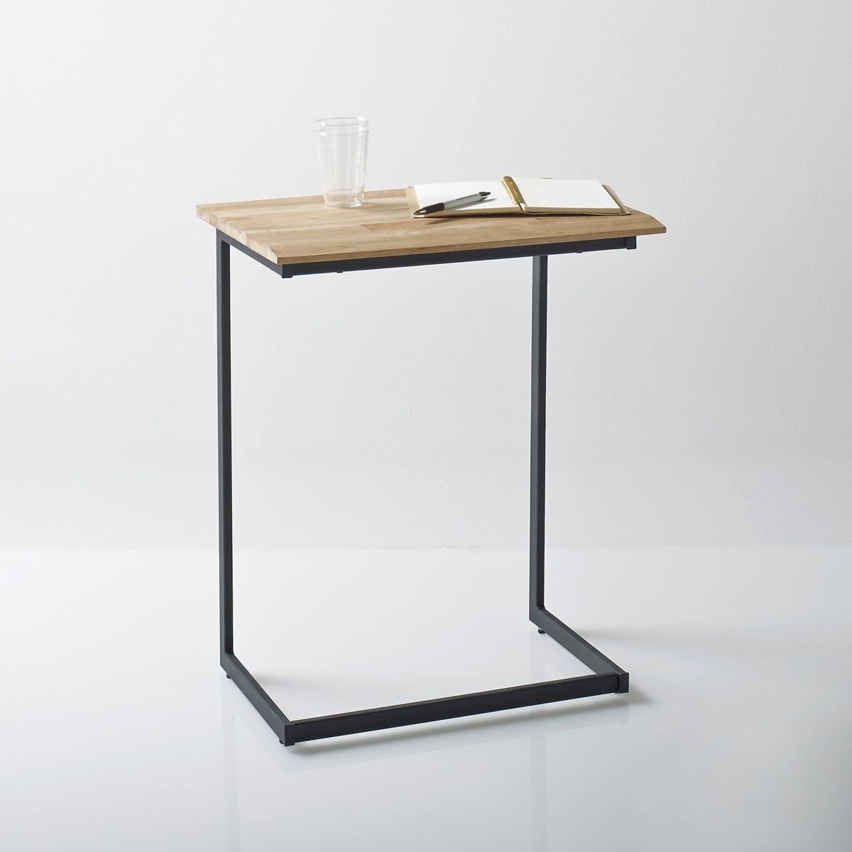 Столик из массива дуба и стали, HibaОписание столика из массива дуба и стали, Hiba :Регулируемые защитные накладки на ножки .Характеристики столика из массива дуба и стали, Hiba  :Столешница из массива дуба с масляной обработкой,Такая пропитка обеспечивает легкий уход .   Ножки-салазки из лакированной эпоксидной стали черного цвета, отделка под патину (слегка рельефная, искусственно неровная) Найдите всю коллекцию Hiba на нашем сайте ..Размеры столика из массива дуба и стали, Hiba  :Ширина : 50 смВысота : 63 смГлубина : 30 смРазмеры и вес ящика :1 упаковка68 x 11 x 42 см 5 кг Доставка :Столик Hiba продается в собранном виде . Доставка будет осуществлена до квартиры !Внимание   ! Убедитесь, что посылку возможно доставить на дом, учитывая ее габариты .<br><br>Цвет: ореховый<br>Размер: единый размер