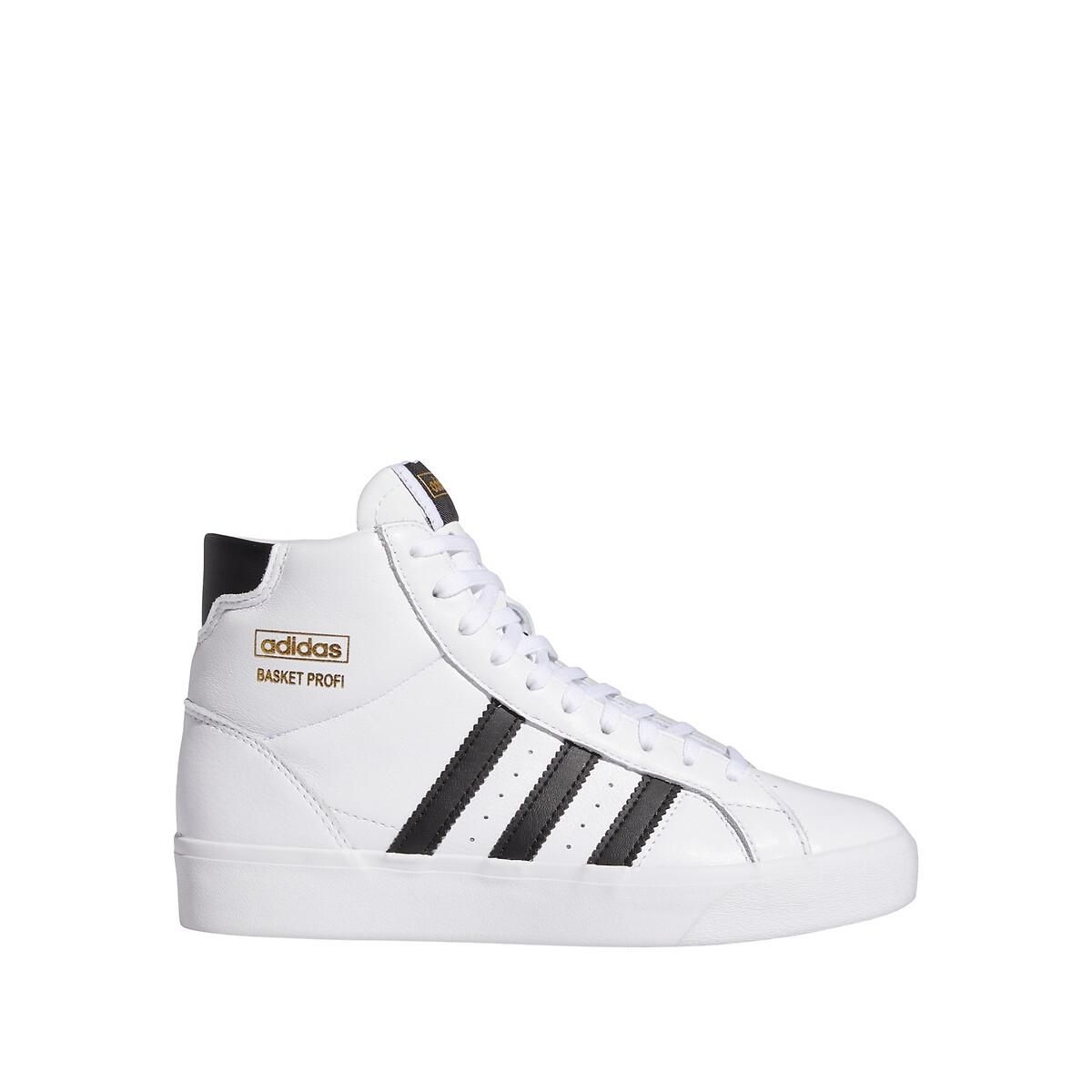 Adidas Originals Basket Profi J suede sneakers donkerblauw/wit online kopen