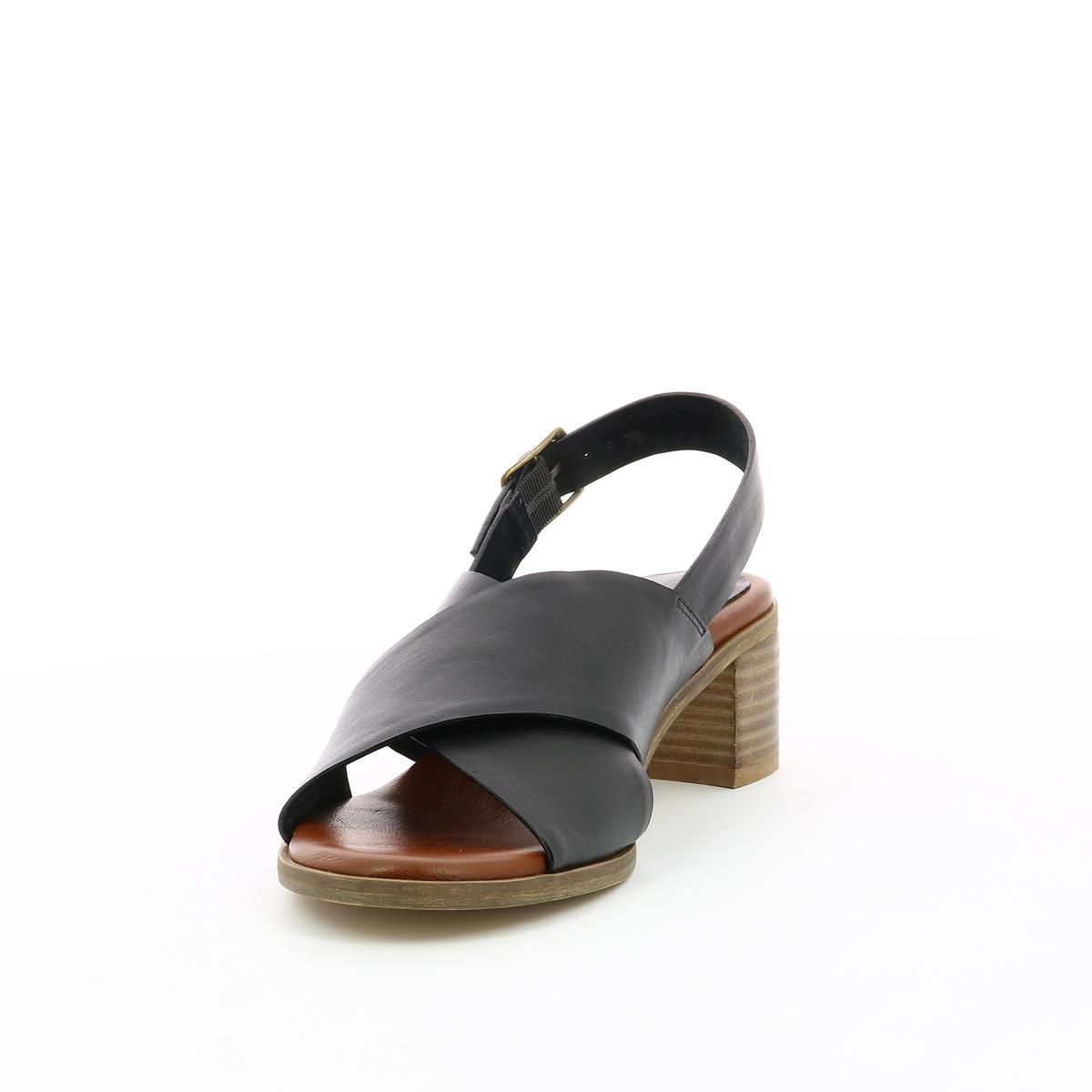 Imagen secundaria de producto de Sandalias de piel Victoriane - Kickers