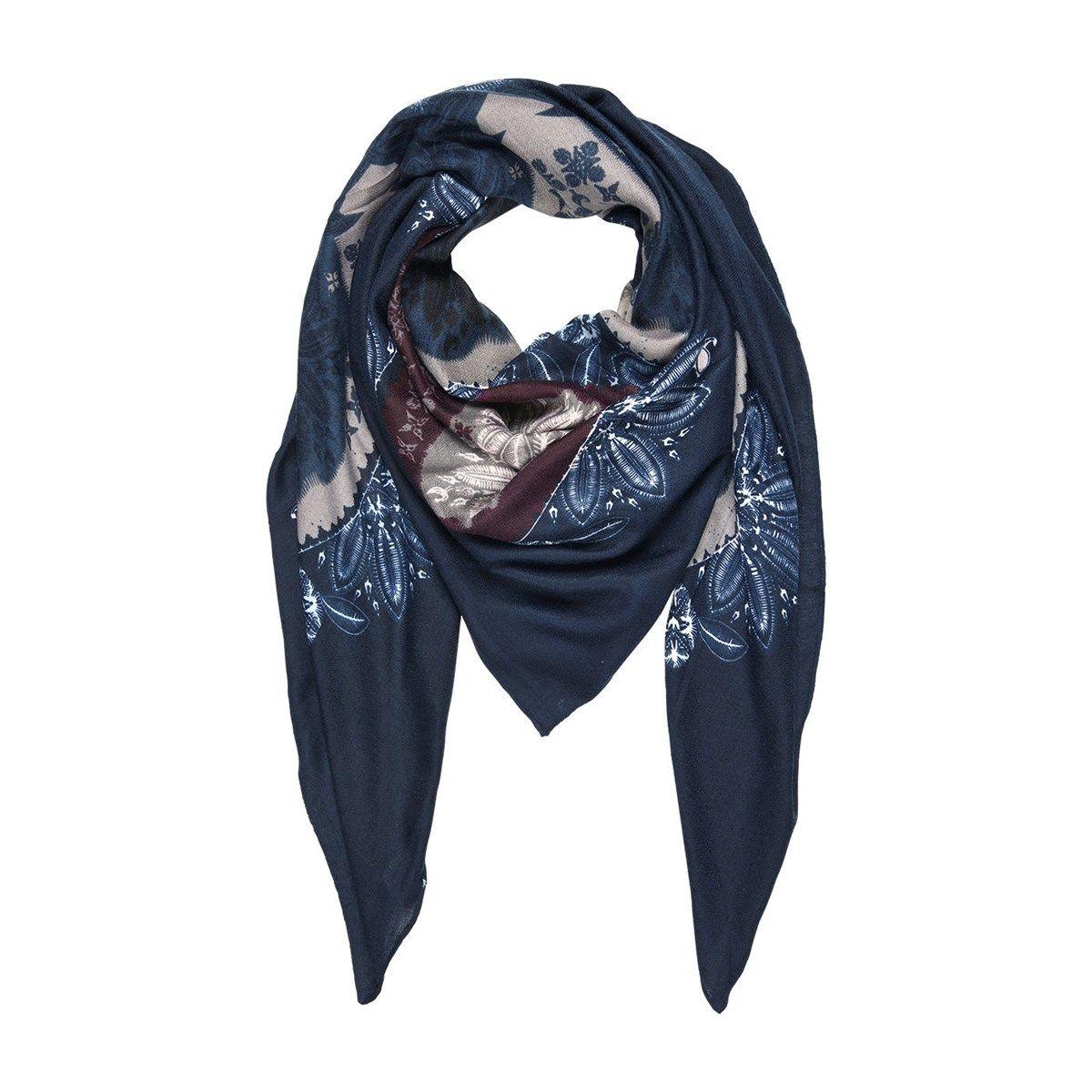 Foulard motif paisley