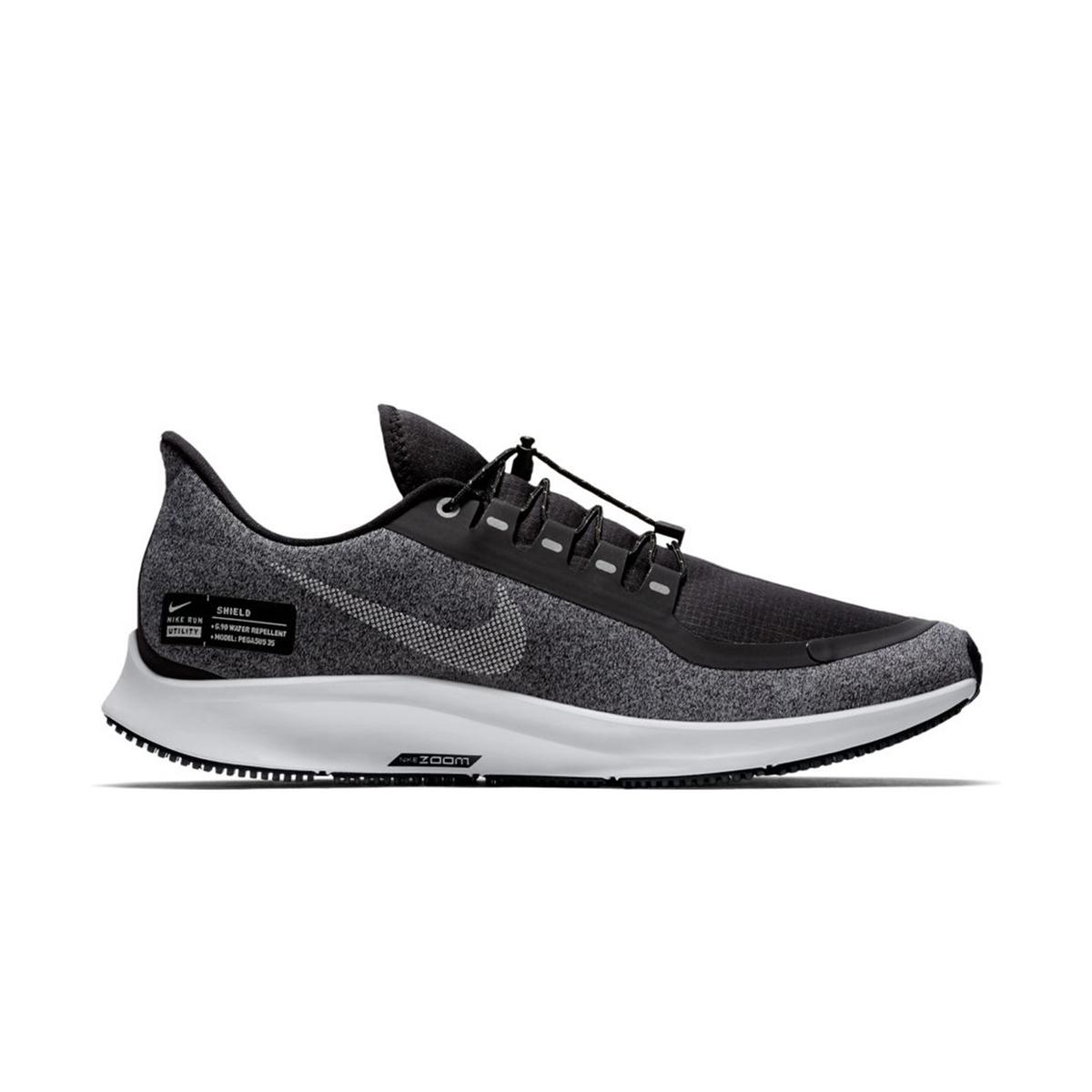 huge discount 9d23c 7ab0c Nike Running Air Zoom 35 Pegasus Trainers In Black 942851 ...
