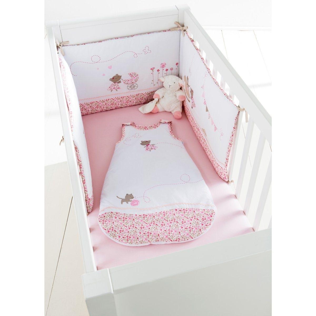 Защитная панель для кроватки Лили от La Redoute