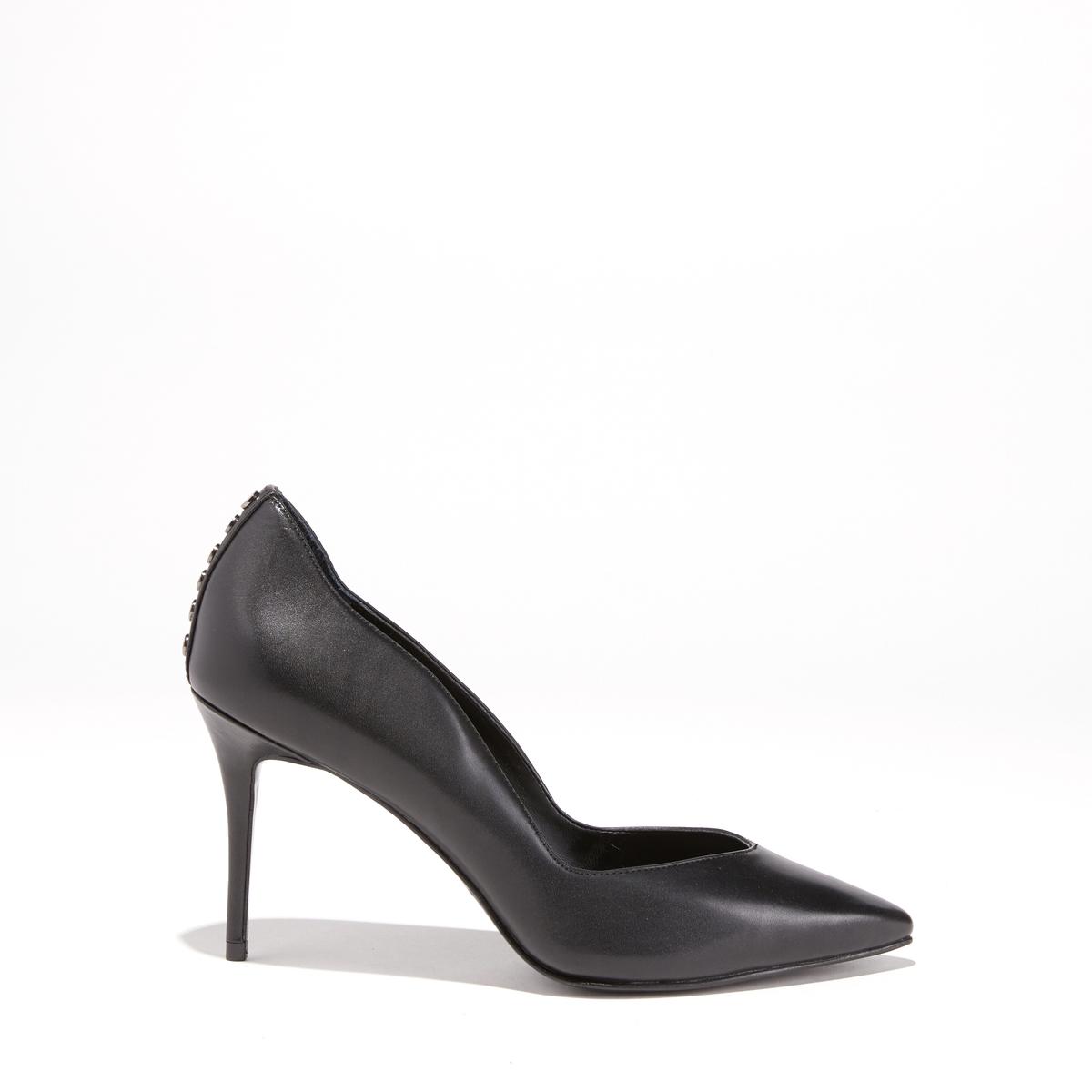 KENDALL + KYLIE Туфли-лодочки кожаные с заострённым мыском BRIANNA