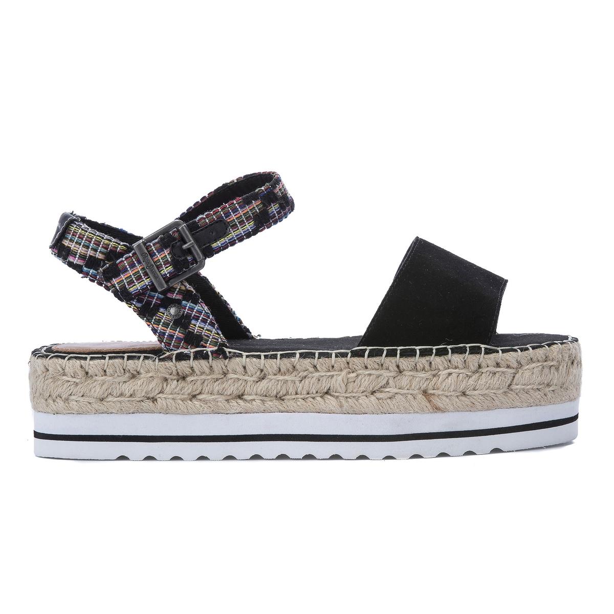 Imagen principal de producto de Sandalias con tacón de cuña Hada Twist - Pepe Jeans