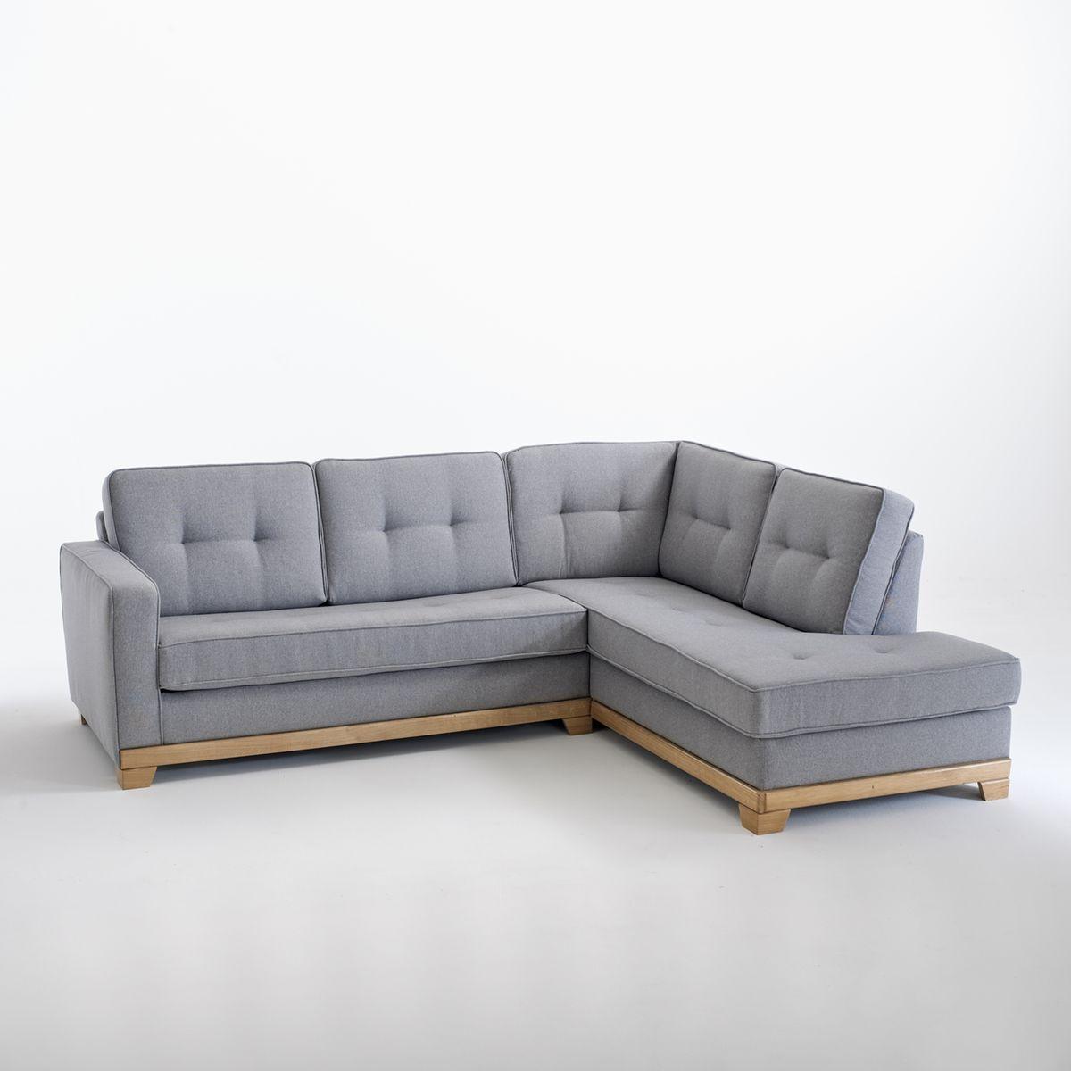 Canapé d'angle convertible chiné Excellence bultex