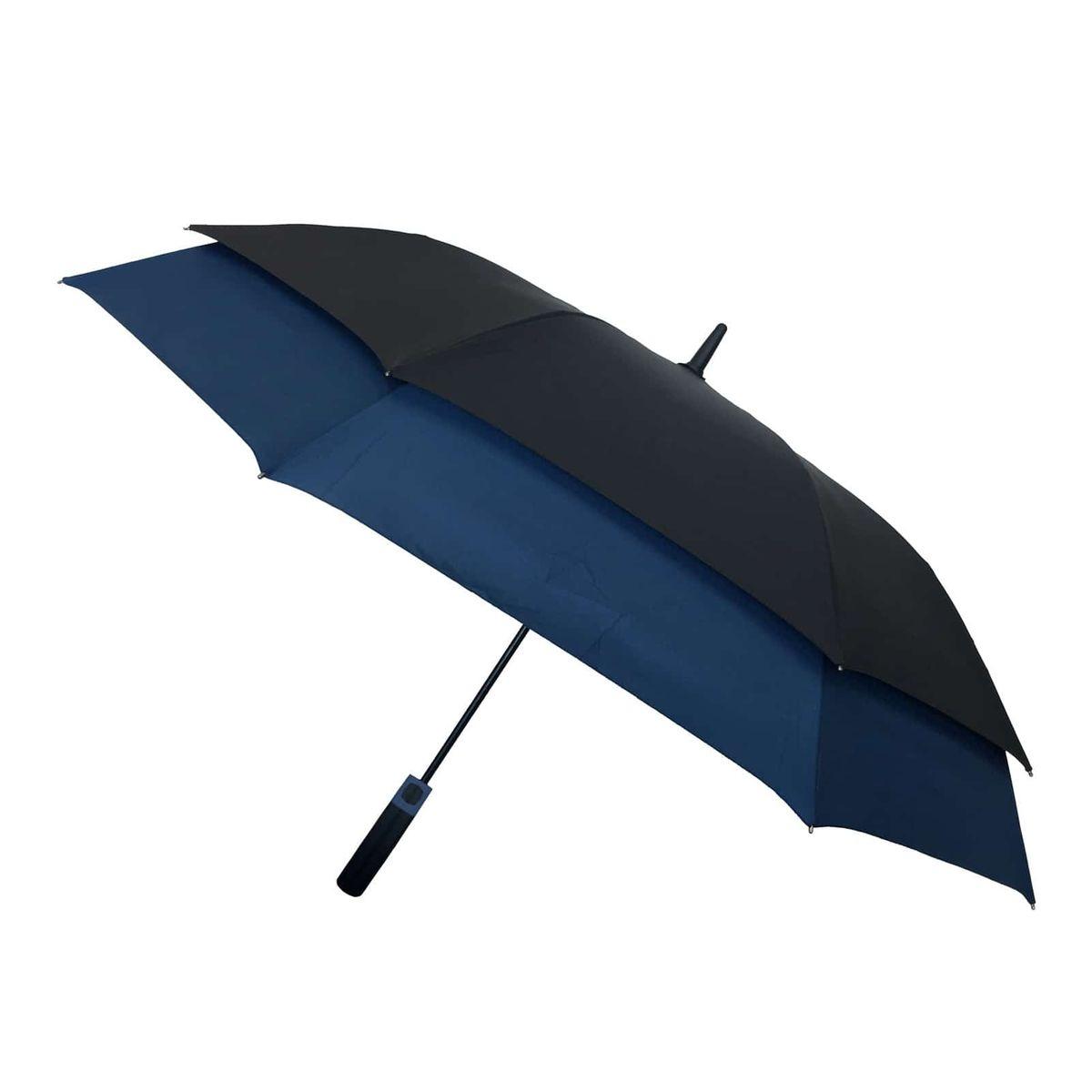 Parapluie extensible bleu
