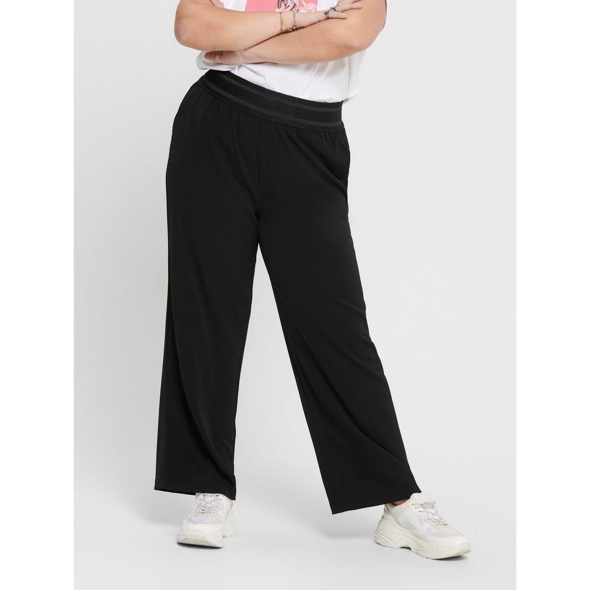 Pantalon Voluptueux, jambes amples
