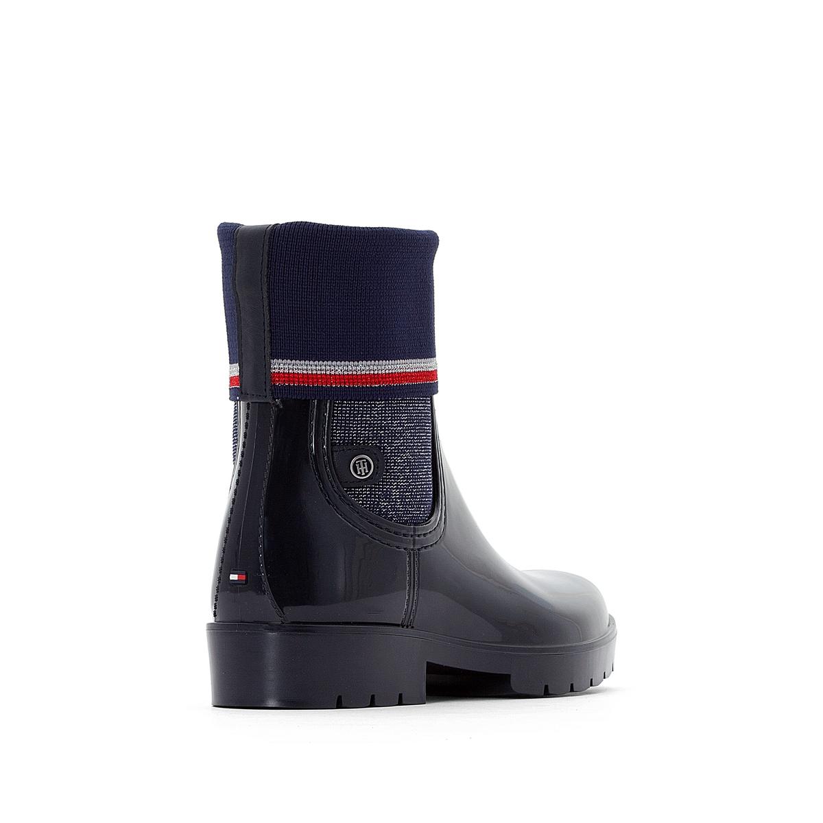 Imagen adicional 3 de producto de Botas de agua Knitted Sock - Tommy Hilfiger