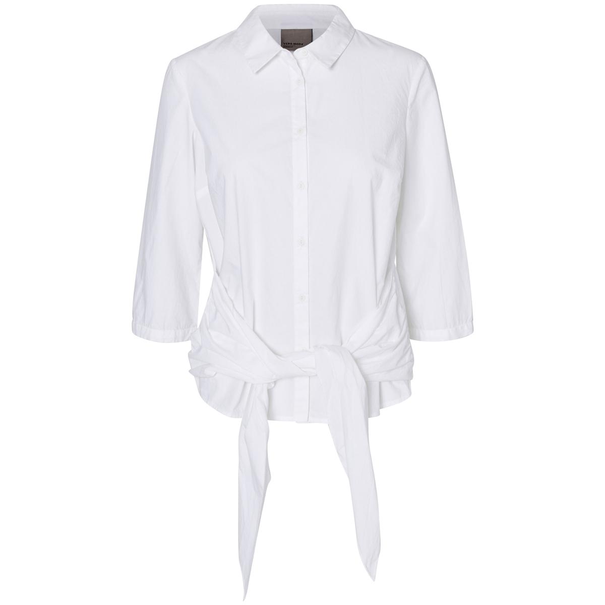 Рубашка прямого покроя из хлопкаМатериал : 100% хлопок   Покрой : прямой  Длина рукава : длинные рукава  Форма воротника : воротник-поло, рубашечный  Длина рубашки: стандартная  Покрой : прямой  Рисунок : однотонная модель<br><br>Цвет: белый,синий<br>Размер: L.M