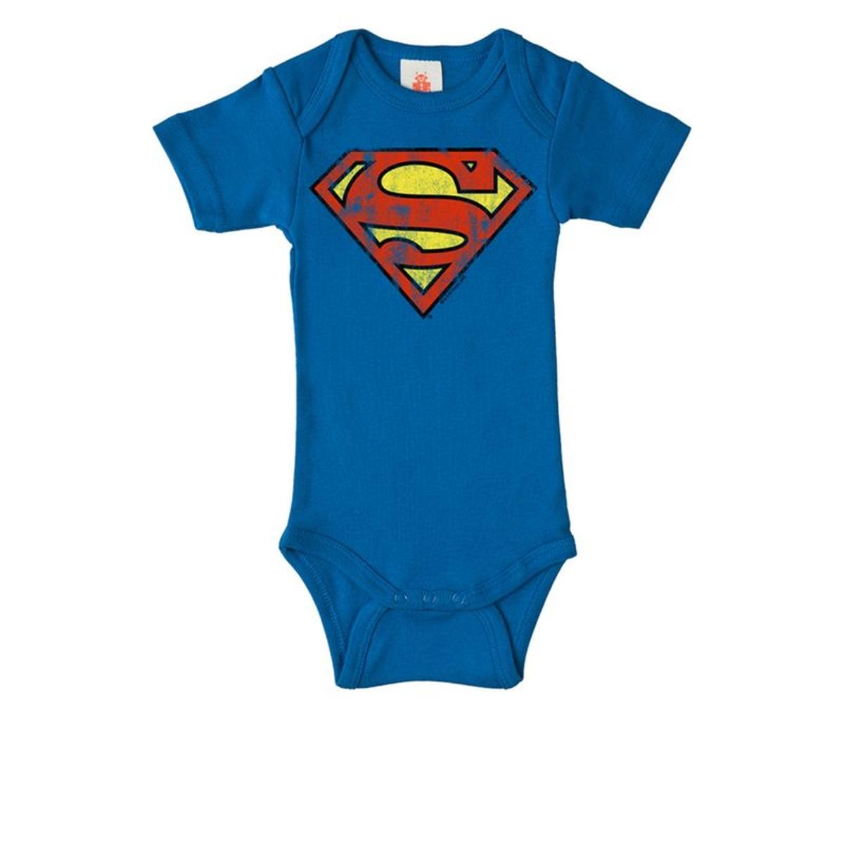 Body bébé Superman Logo