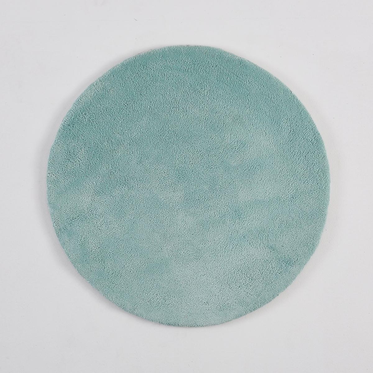 Ковер круглый из хлопковой ткани, Renzo, маленький размер