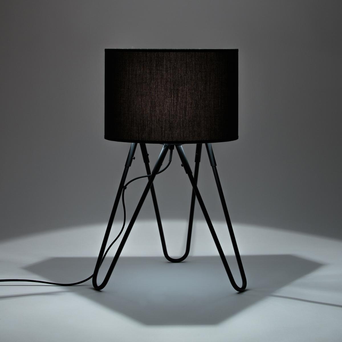 Подставка для лампы, WATFORDПодставка для лампы Watford . Подставка для лампы Watford оригинальной формы и дизайна покорит вас своим изящным внешним видом .Описание подставки Watford :Металл с эпоксидным покрытием черного цвета .Патрон E27 для флюокомпактной лампочки макс. 11 Вт( не входит в комплект)  . Класс A.Подставка для лампы продается без абажура, соответствующий абажур Falke ?30 см можно найти на сайте laredoute.ru.Найдите всю коллекцию светильников на сайте laredoute  .ru.Размеры подставки Watford :Общие размеры Ширина : 35 смВысота : 40 см. Глубина : 35 см<br><br>Цвет: черный