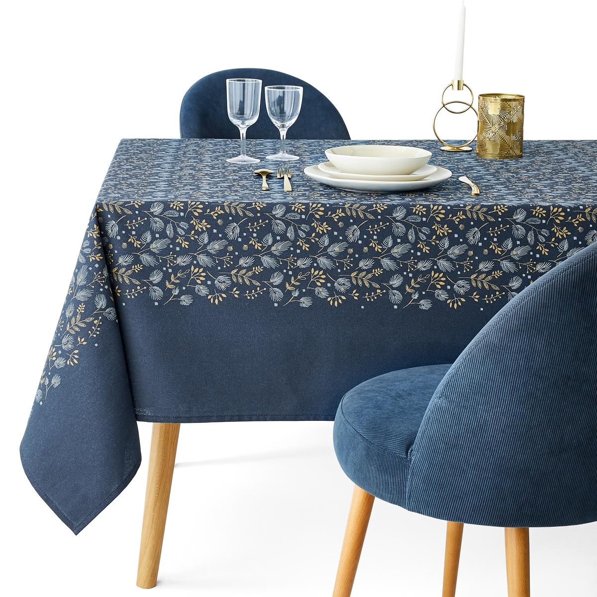 купить Скатерть,Miyazu La Redoute La Redoute 150 x 250 см синий по цене 4199 рублей
