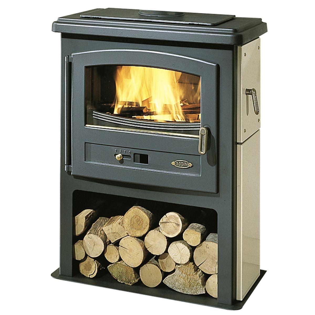Poêle à bois Eco 363101