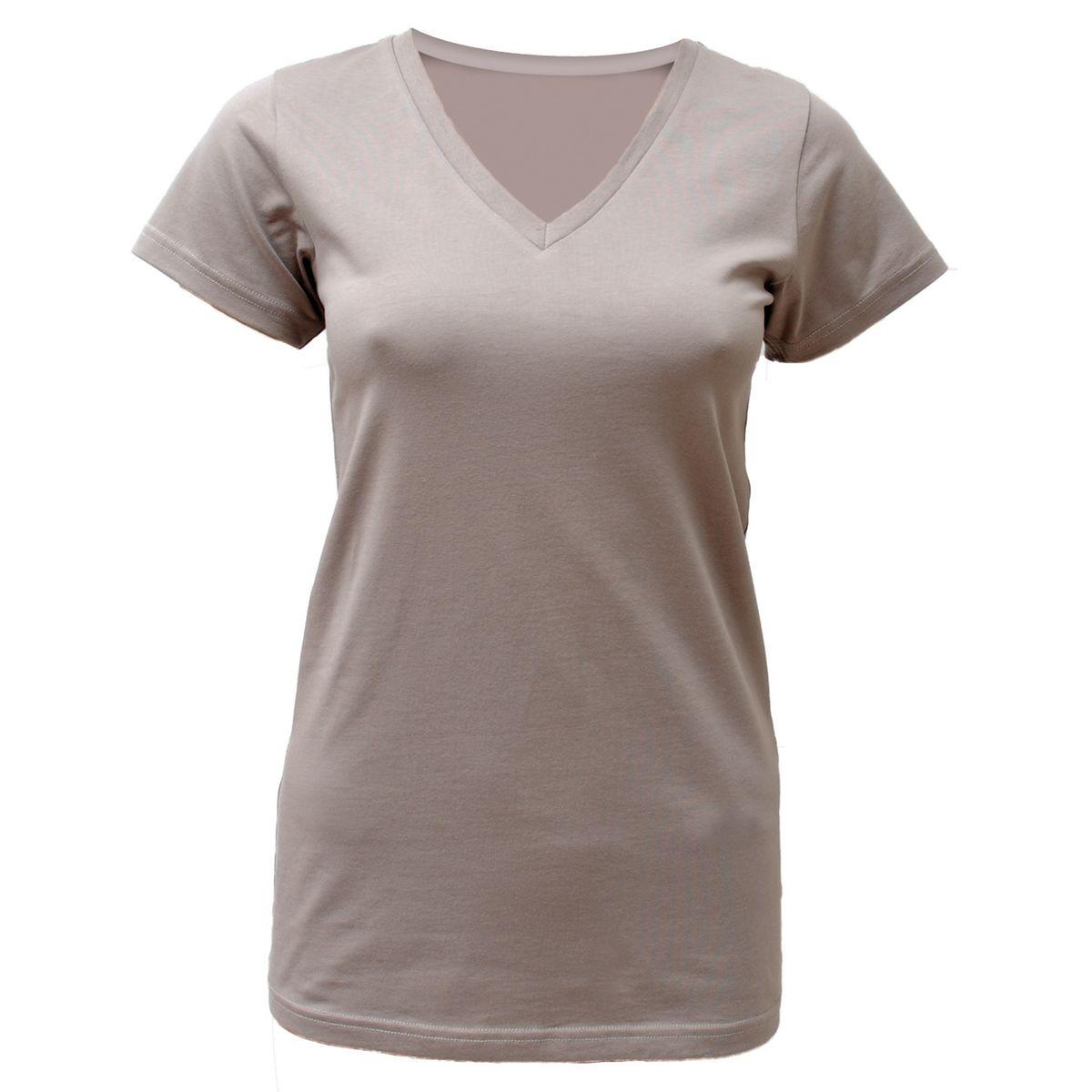 Yoga-T-Shirt  Snake  - taupe taupe