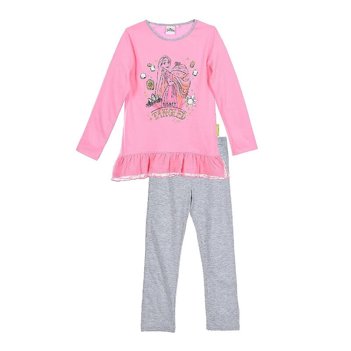 cotton long-sleeved pyjamas, 3-6 years