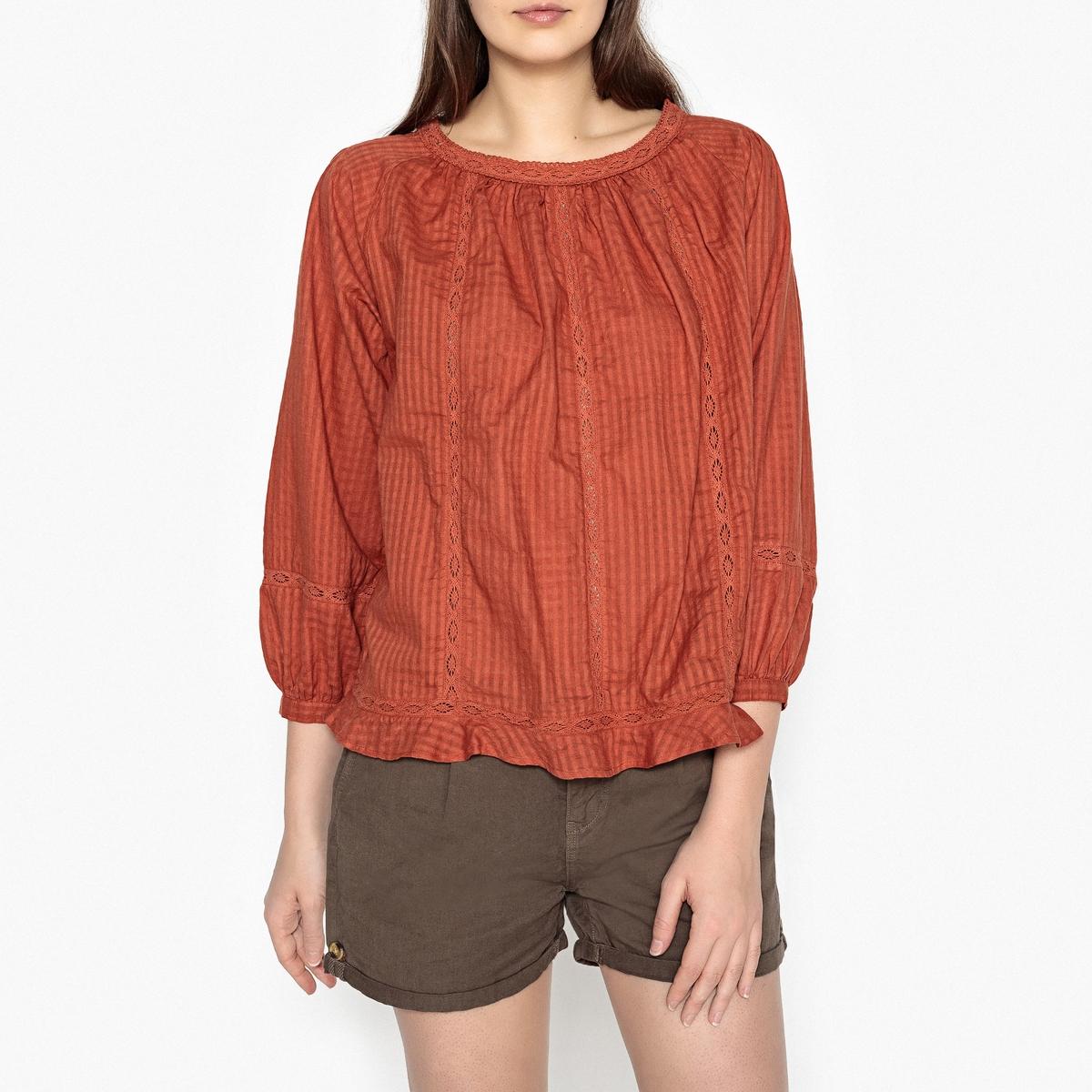 Блузка свободного покроя DOROTHY