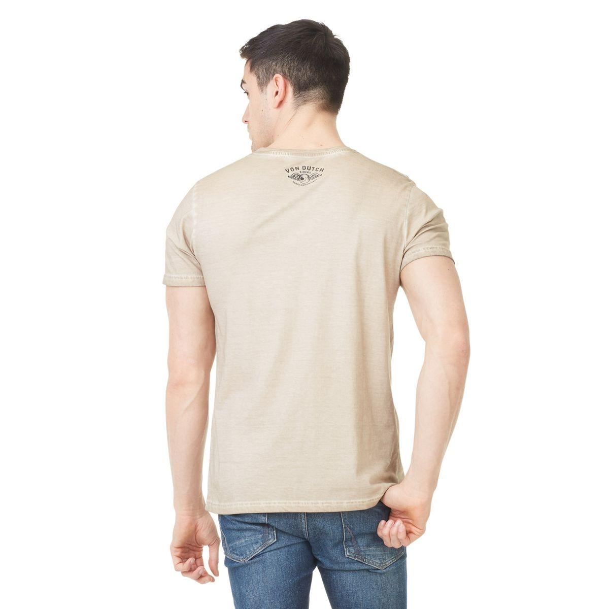 d1325c4363c67 T-shirt VON DUTCH 𝗽𝗮𝘀 𝗰𝗵𝗲𝗿 - Mes Fringues