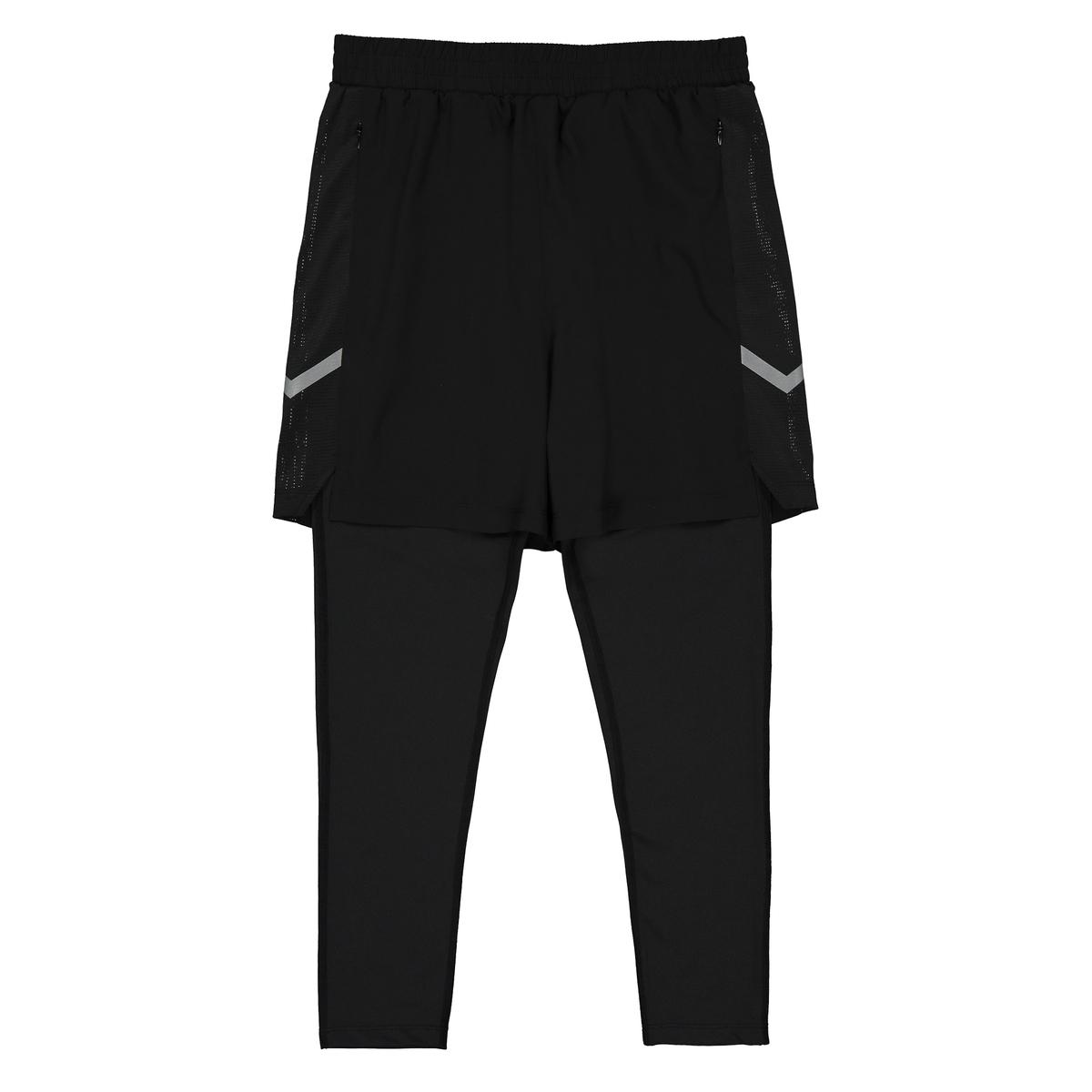 Комплект шорты + леггинсы спортивные, 10-16 лет