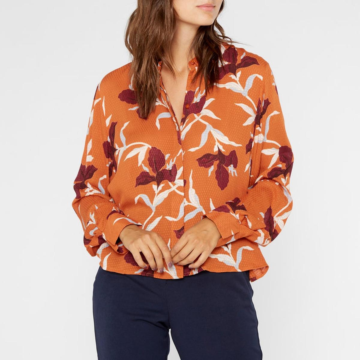 Рубашка YAS