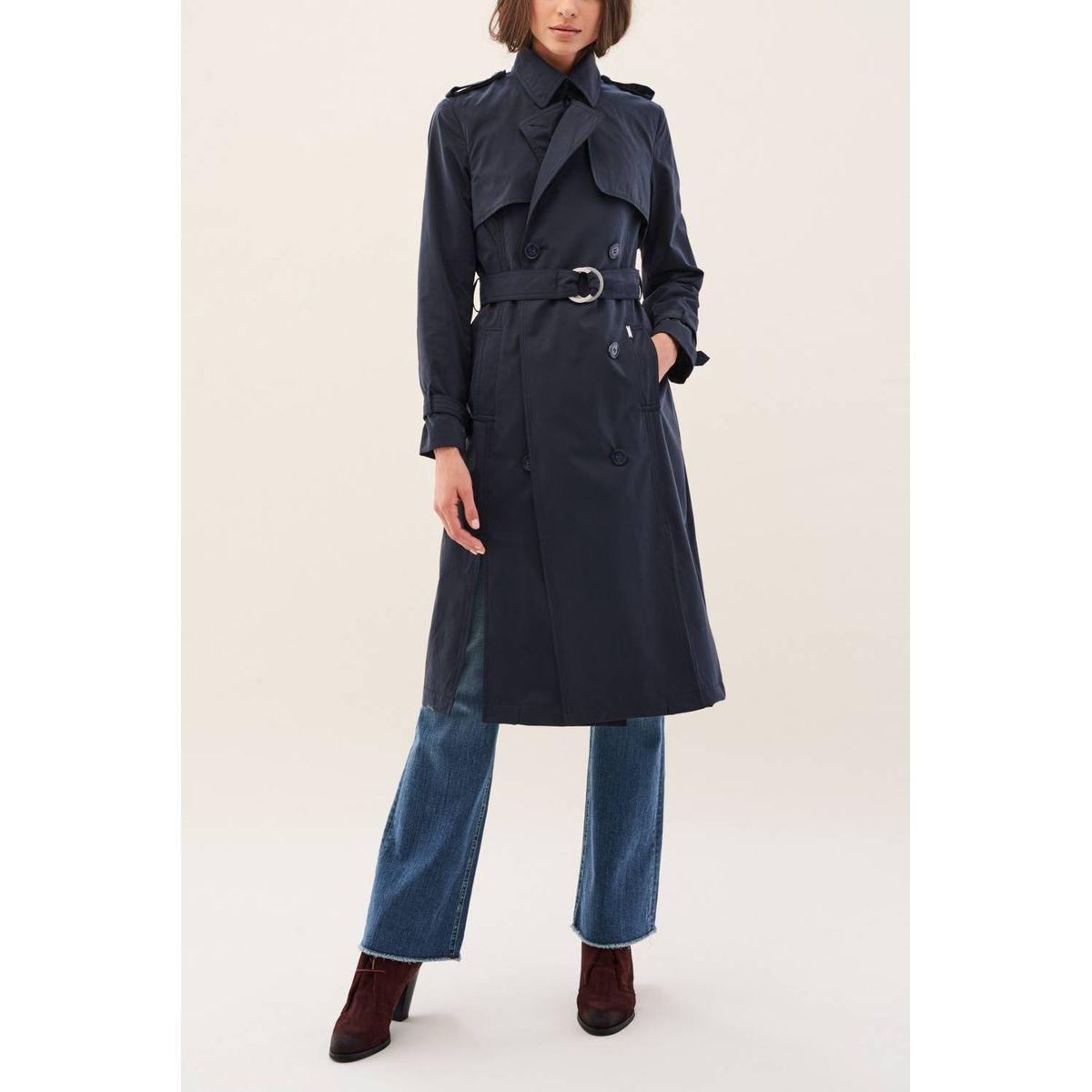 Trench-coat avec ceinture SANTA MONICA