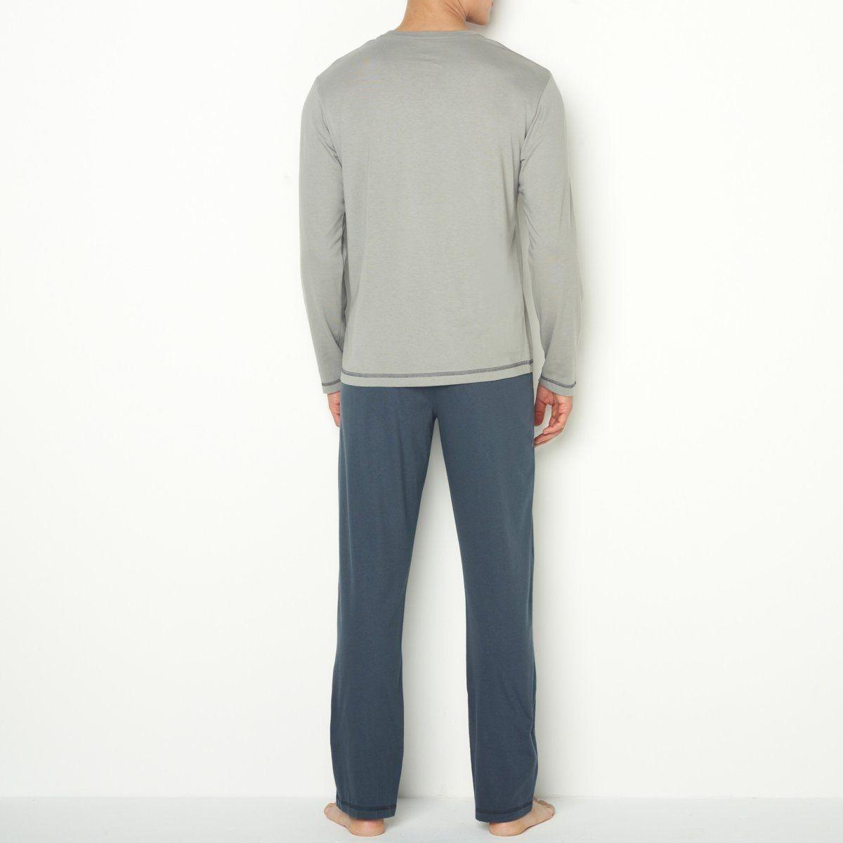 Pyjama jersey coton