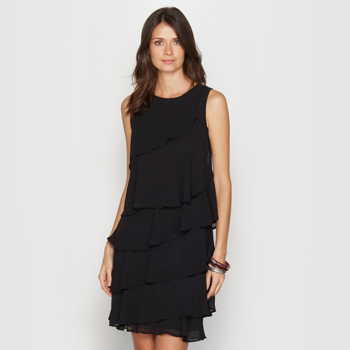 Платье без рукавов от ANNE WEYBURN