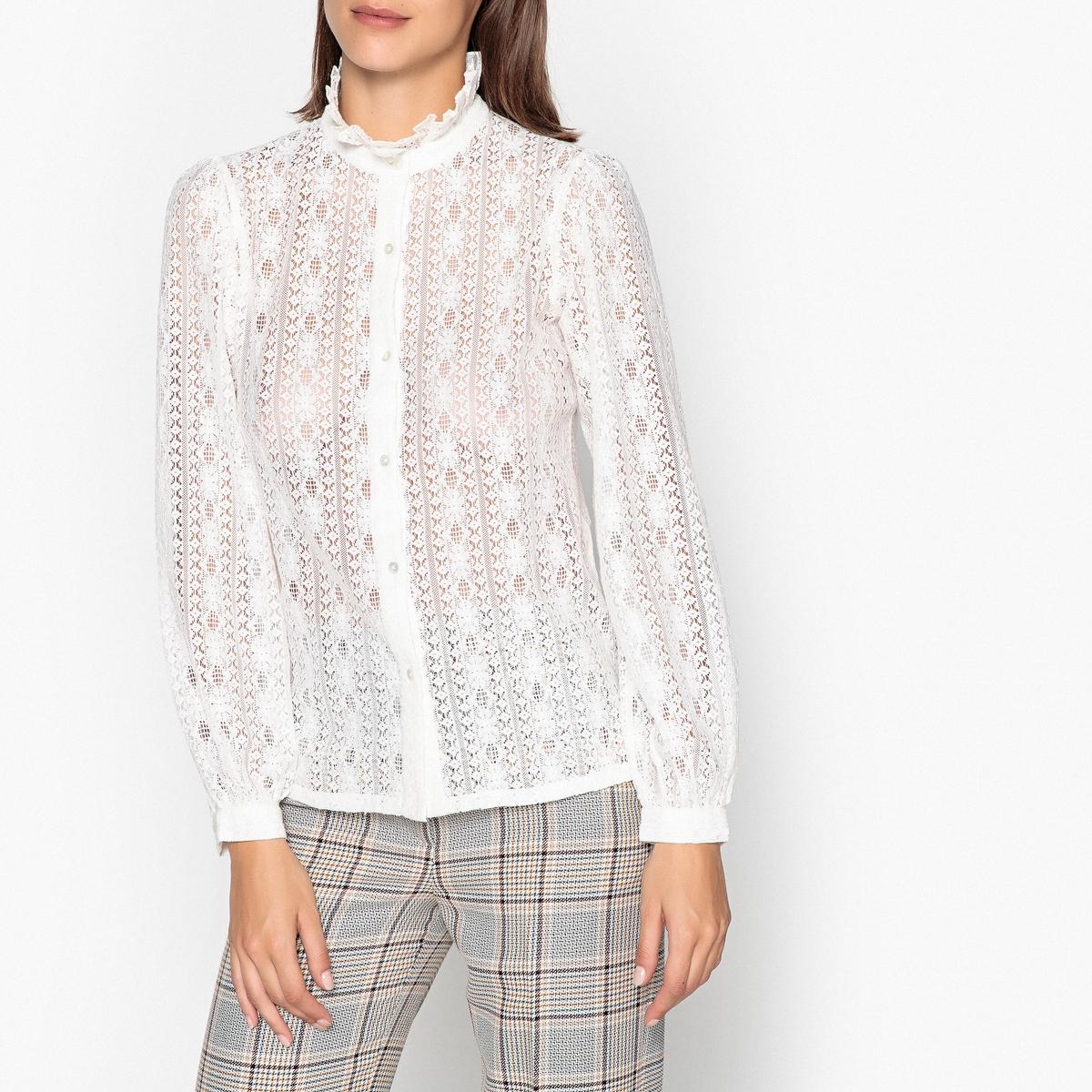 Блузка с длинными рукавами CESARINE