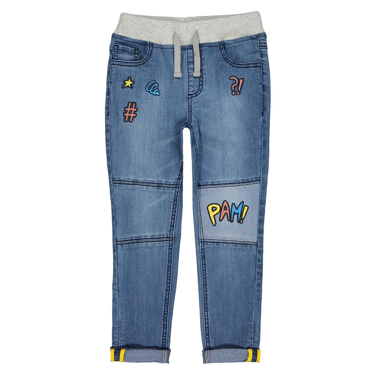 Jeans da infilare 3-8 anni