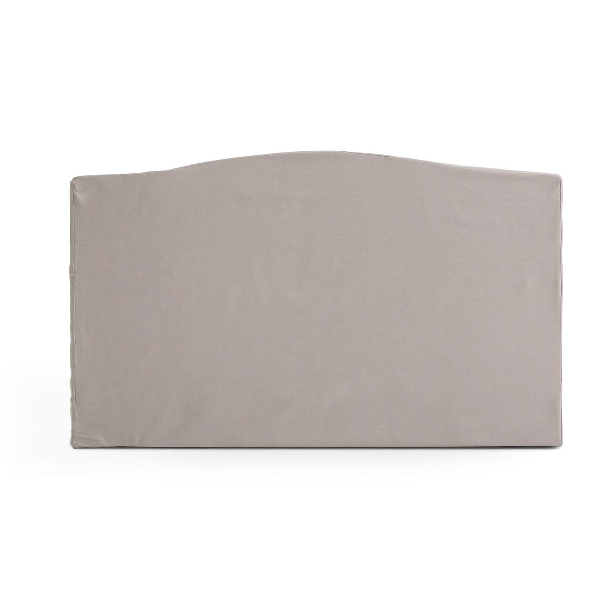 Чехол для изголовья кровати округлой формы от La Redoute