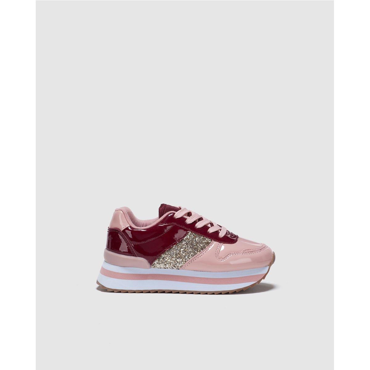 Chaussures sport  à plateforme