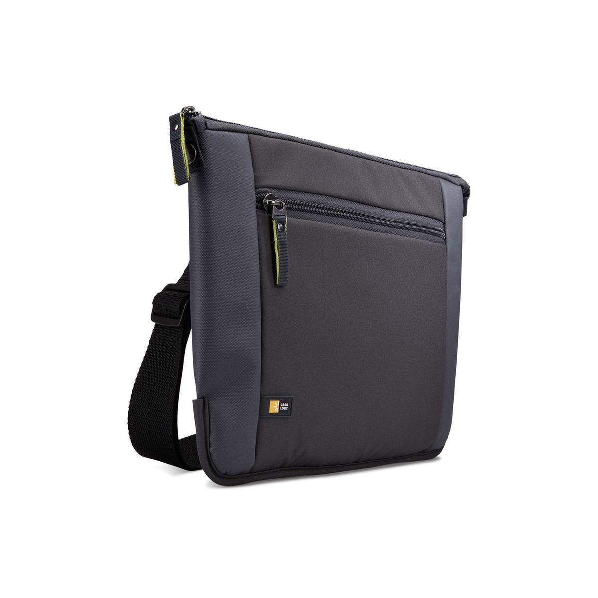 Sacoche pour ordinateur portable Sacoche Intrata grise pour ordinateurs portables 11,6''